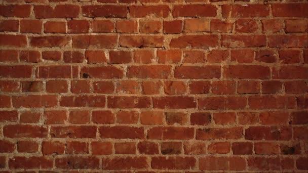 klasický cihlová zeď