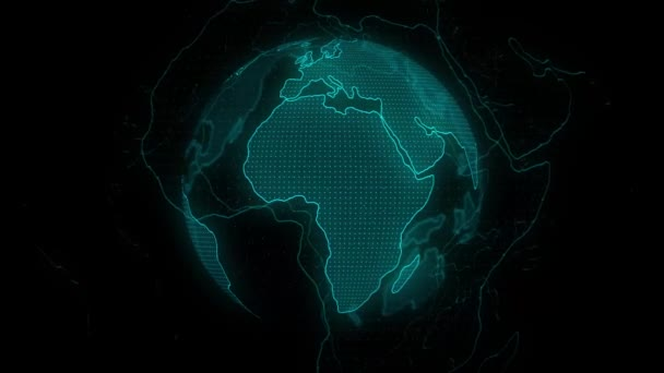 Global Network Connected.
