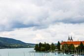 Fotografie Segelboote am Tegernsee, Bayern