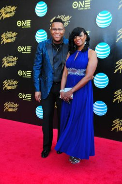 Red Carpet during the 31st Annual Stellar Awards at the Orleans Arena in Las Vegas Nevada on February 20, 2016.  Photo Credit:  Marty Jean-Louis