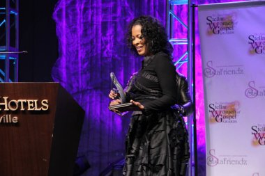 Stellar Women of Gospel Awards held at the Omni Hotel in Nashville, Tennessee on January 18, 2014.