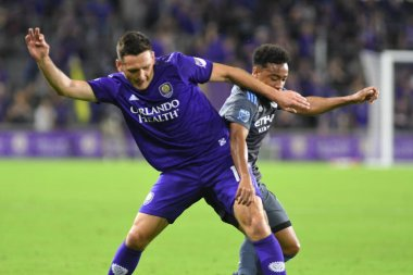 Orlando City hosts the New York City FC at Orlando City Stadium in Orlando Florida on Saturday February 17, 2019.