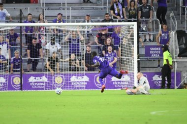 Orlando City SC host KR Reykjavk at Exploria Stadium in a Friendly Match on Tuesday February 18, 2020