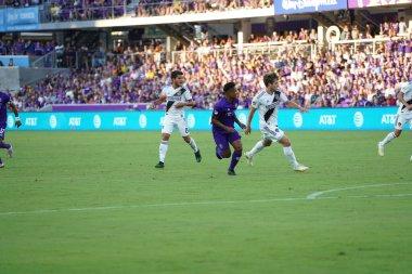 Orlando City SC host LA Galaxy at Orlando City Stadium in Orlando Florida on May 24, 2019