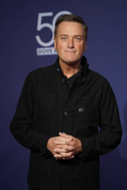 CCM Artist Michael W. Smith Walk the Red Carpet at the 50th GMA Dove Awards at Linbscome University in Nashville, Tennessee on October 15, 2019.  Photo Credit:  Marty Jean-Louis