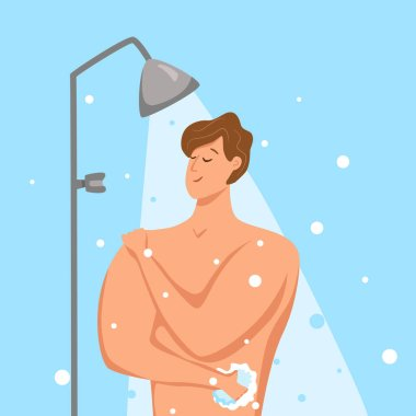 Teen shower nudist iConfess: A