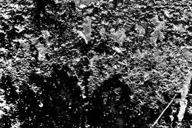 "Картина, постер, плакат, фотообои ""Металлическая текстура с царапин и трещин"", артикул 378975838"
