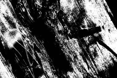 Abstract wooden texture background, dark wallpaper stock vector