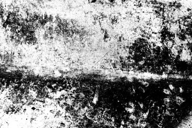 Abstract black and white grunge background. Monochrome texture.