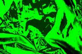 abstrakte schwarz-grüne Textur, Hintergrund, Kopierraum Tapete