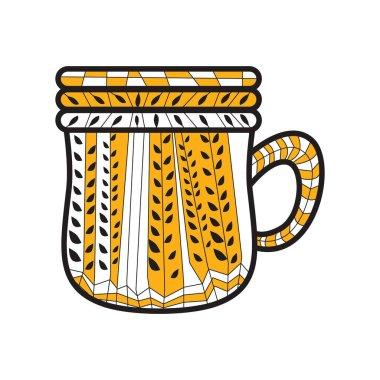 simple graphic icon vector illustration