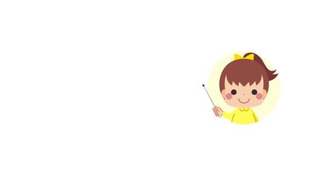 Animované video pro děti, které vysvětluje, jak předcházet infekčním nemocem.