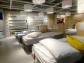 Kuala Lumpur, Malajzia-április 5, 2019: IKEA Store at Kuala Lumpur. IKEA a világ legnagyobb bútor kiskereskedő és értékesít kész összerakni bútorok. Svédországban alapították 1943-ben.