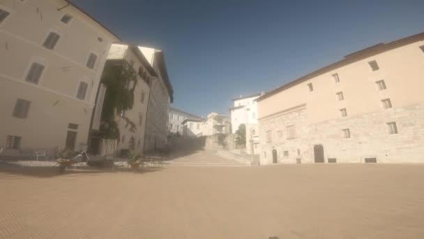 tér katedrális központjában a város Spoleto