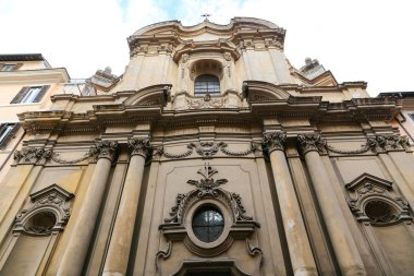 Santi Celso e Giuliano Church in Rome City, Italy