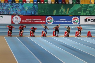 Turkish Athletic Federation Olympic Threshold Indoor Competition