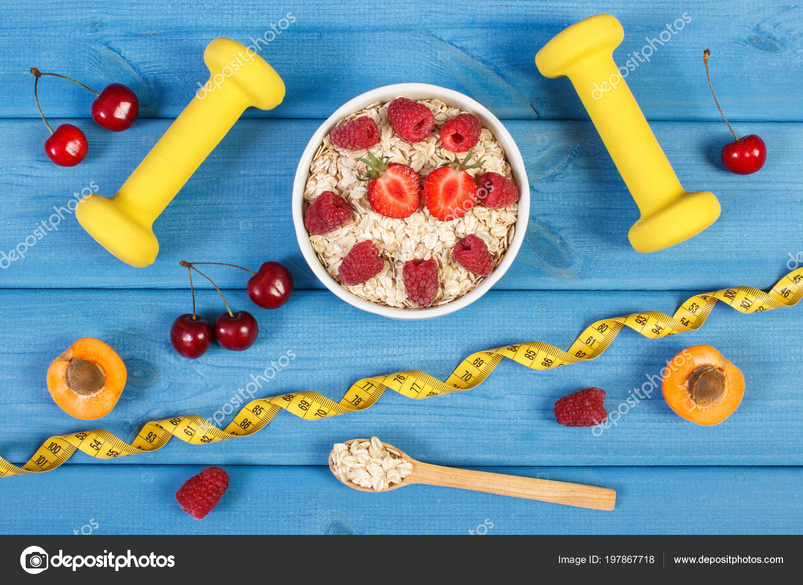 Avena para dieta fitness