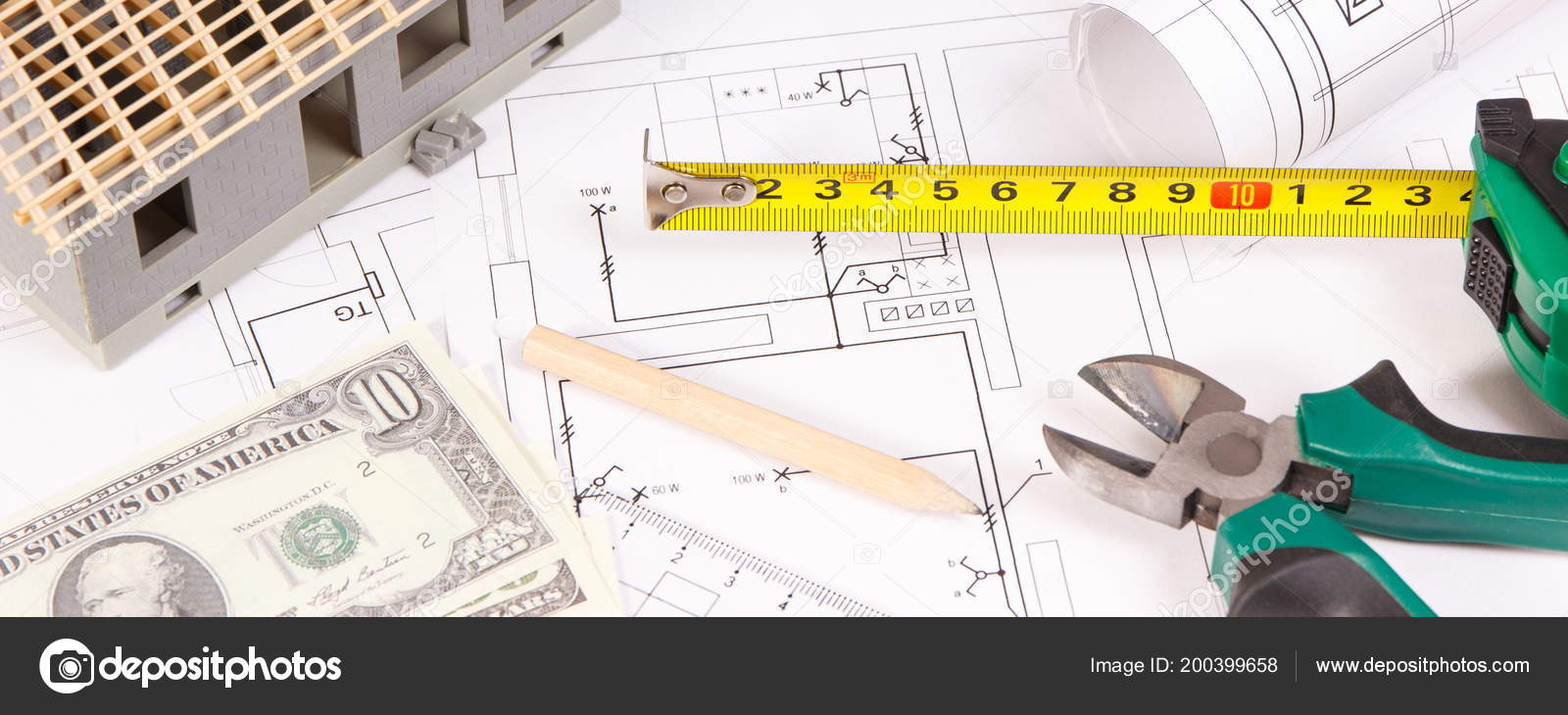 electrical construction drawings diagrams work tools engineer jobs rh depositphotos com electrical schematics electrical schematics