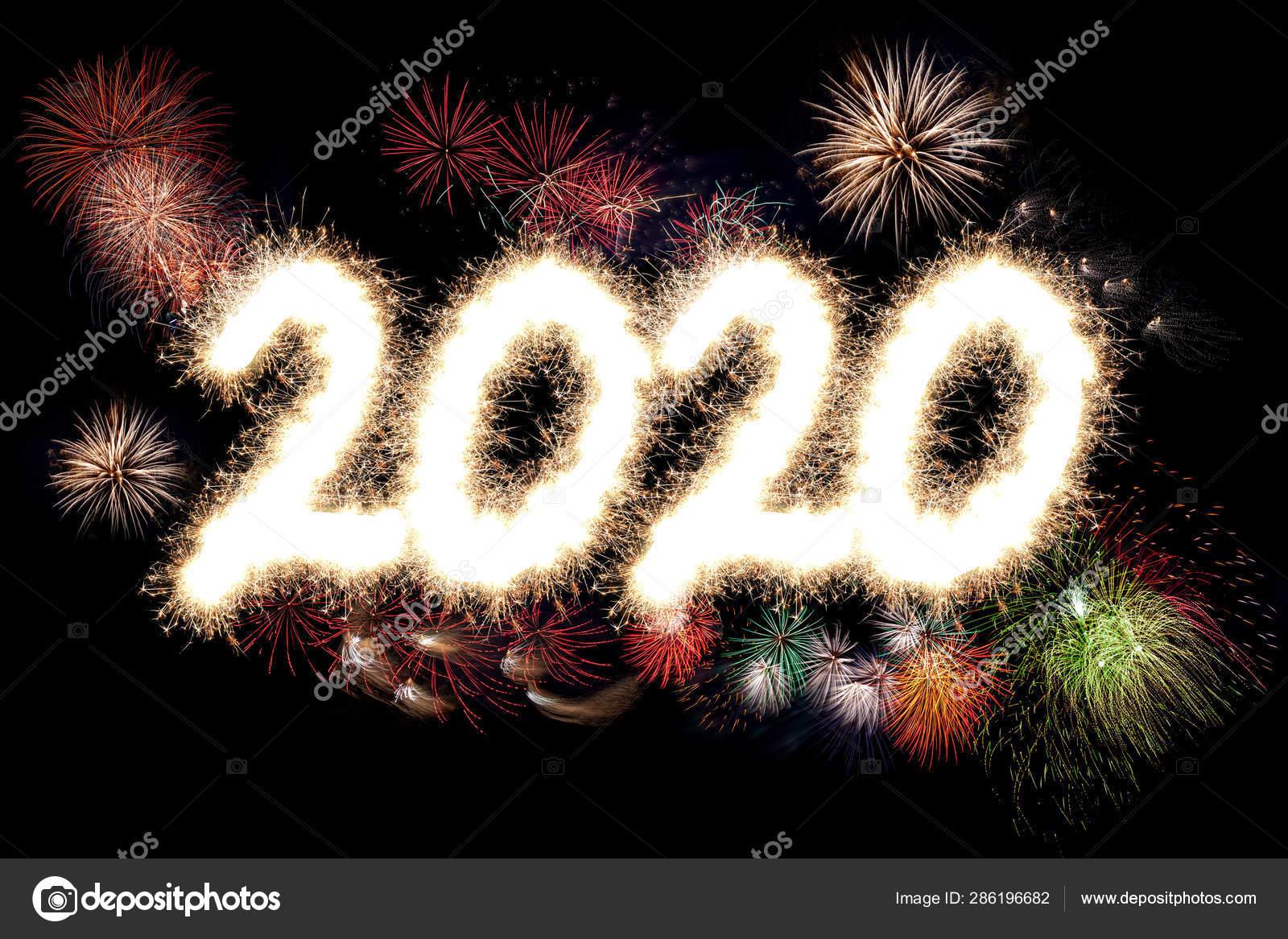 Happy New Year Fireworks 102