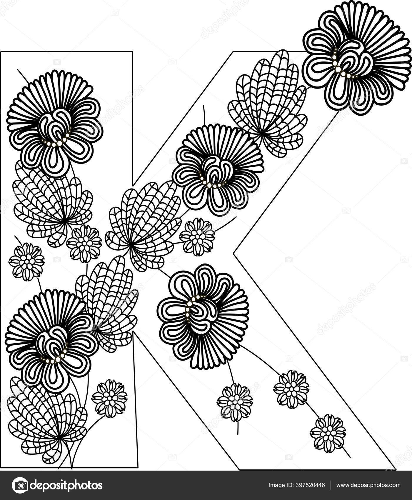11 Contoh Gambar Mewarnai Batik Bunga Dan Air Free Gambar