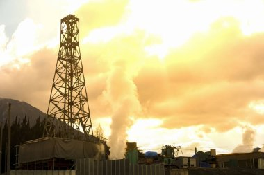 geothermal drilling for hot stream energy
