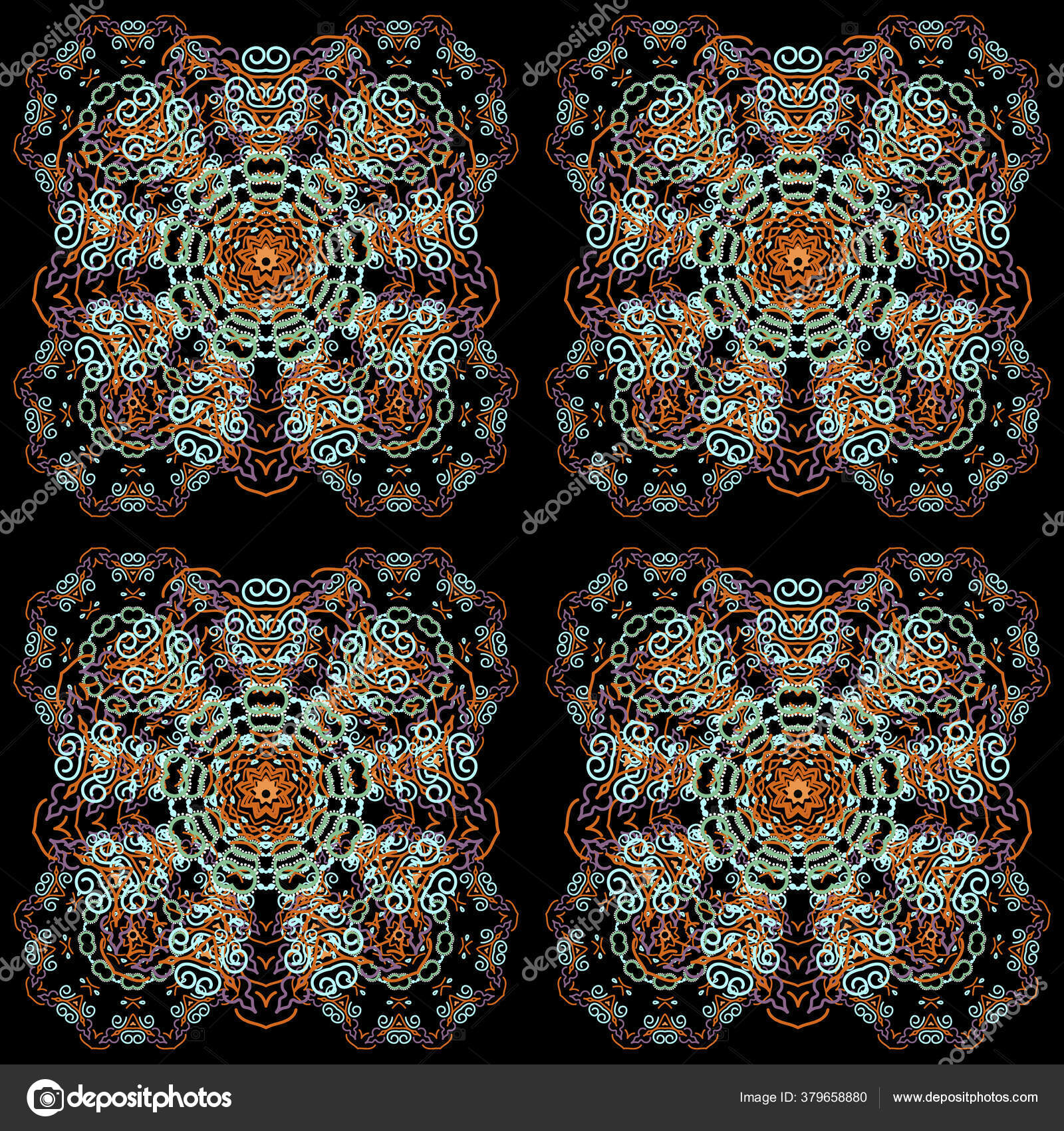 retro digital paper vektor ornamen geometris latar belakang dekoratif untuk stok vektor c design at ua gmail com 379658880 depositphotos