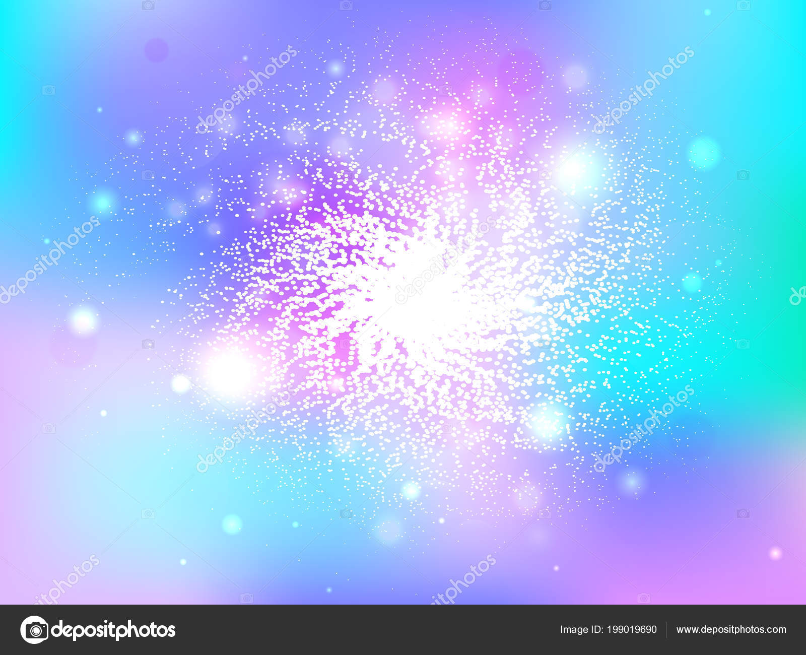 depositphotos 199019690 stock illustration colorful abstract background cute