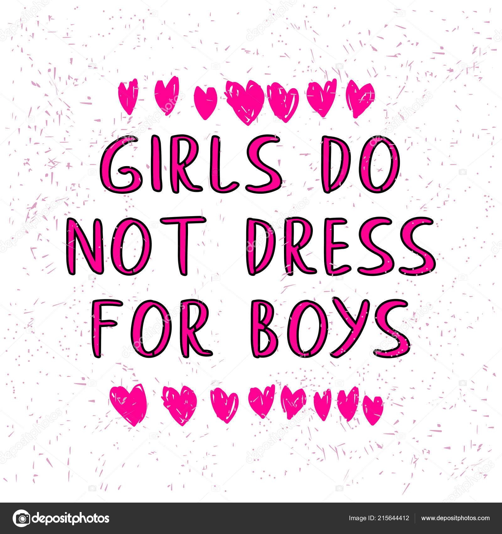Vestido Niñas Para Niños Frase Motivacional Cita Feminista