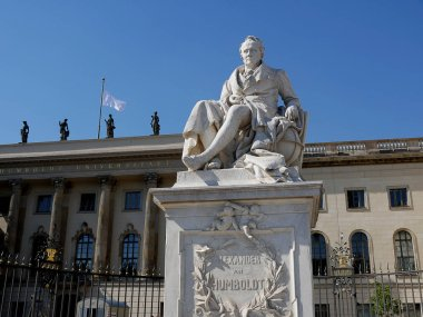 The Humboldt University was originally the Berlin University but in 1949 it was renamed in honour of its founder Willhelm von Humboldt, a linguist, lawyer and politician. Famous Scholars include Physicists Albert Einstein and Max Planck
