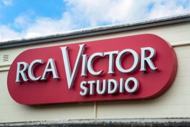 The Famous RCA Studio that recorded all the greatest Rock and Roll and Country Music Artists in Nashville Tennessee, USA