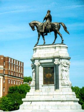Statue in Washington DC of Thomas Jonathan