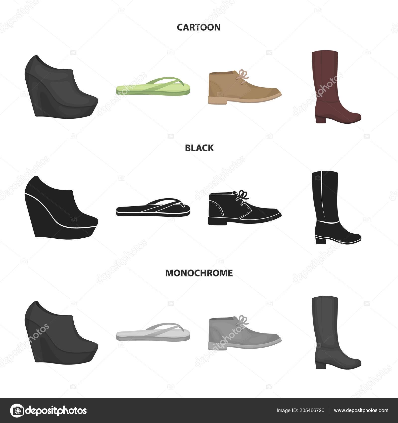 Podzimní černé boty na vysoké platformě 3061d1f429