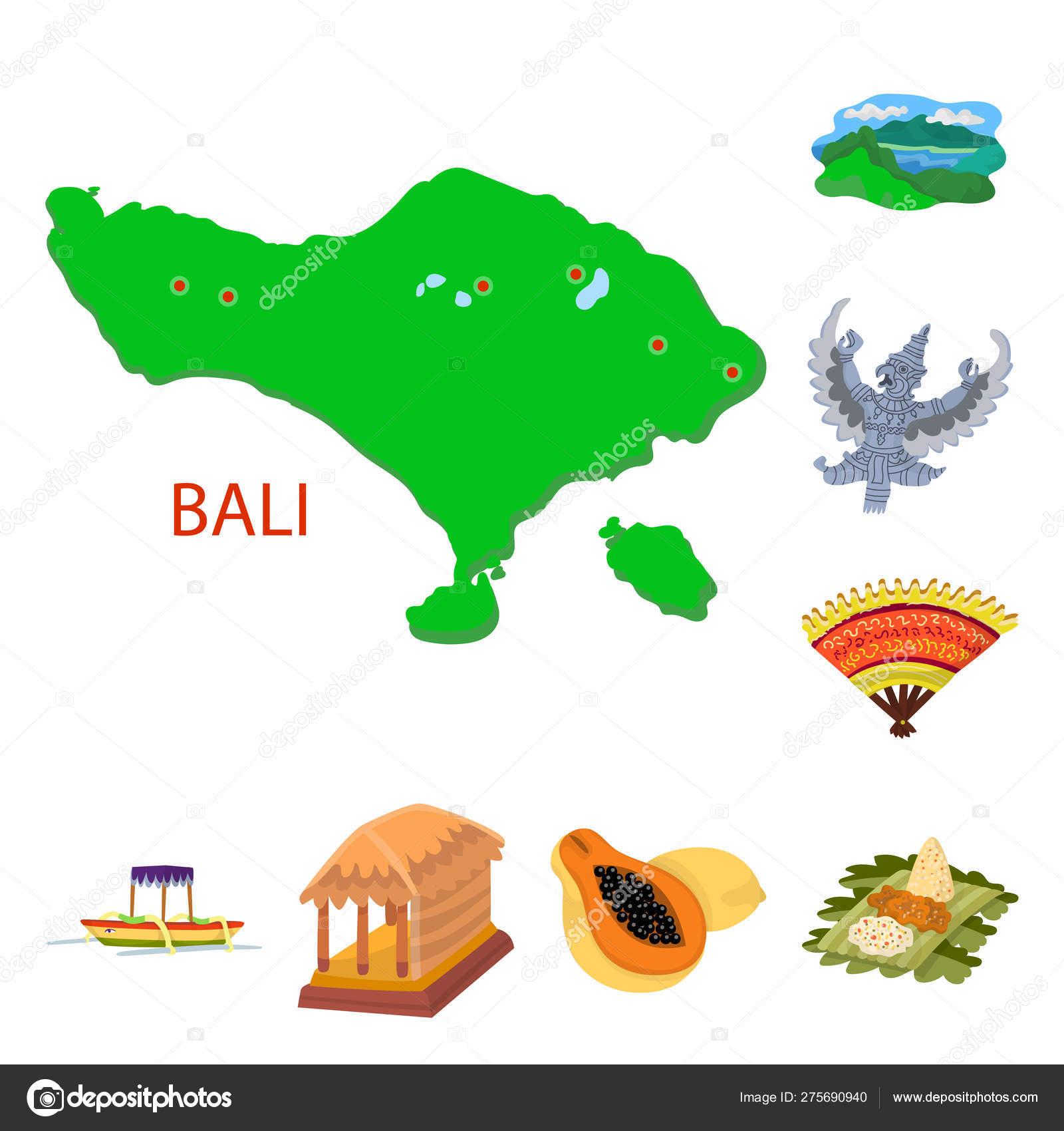 Balinese Cartoon Stock Vectors Royalty Free Balinese Cartoon Illustrations Depositphotos