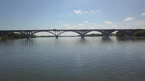 Most přes širokou řeku 2