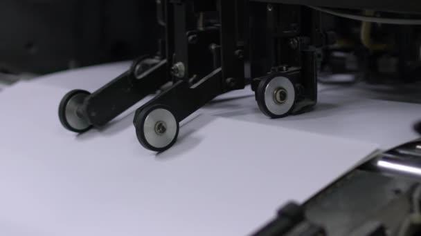 Stampa su macchine da stampa 5