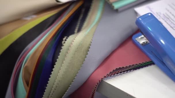 Výběr tkaniny z širokého rozsahu 3