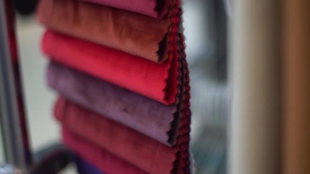 Výběr tkaniny z širokého rozsahu 6