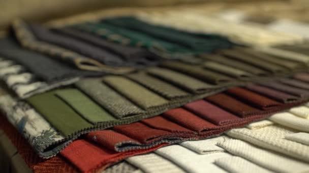 Výběr tkaniny z širokého rozsahu 9