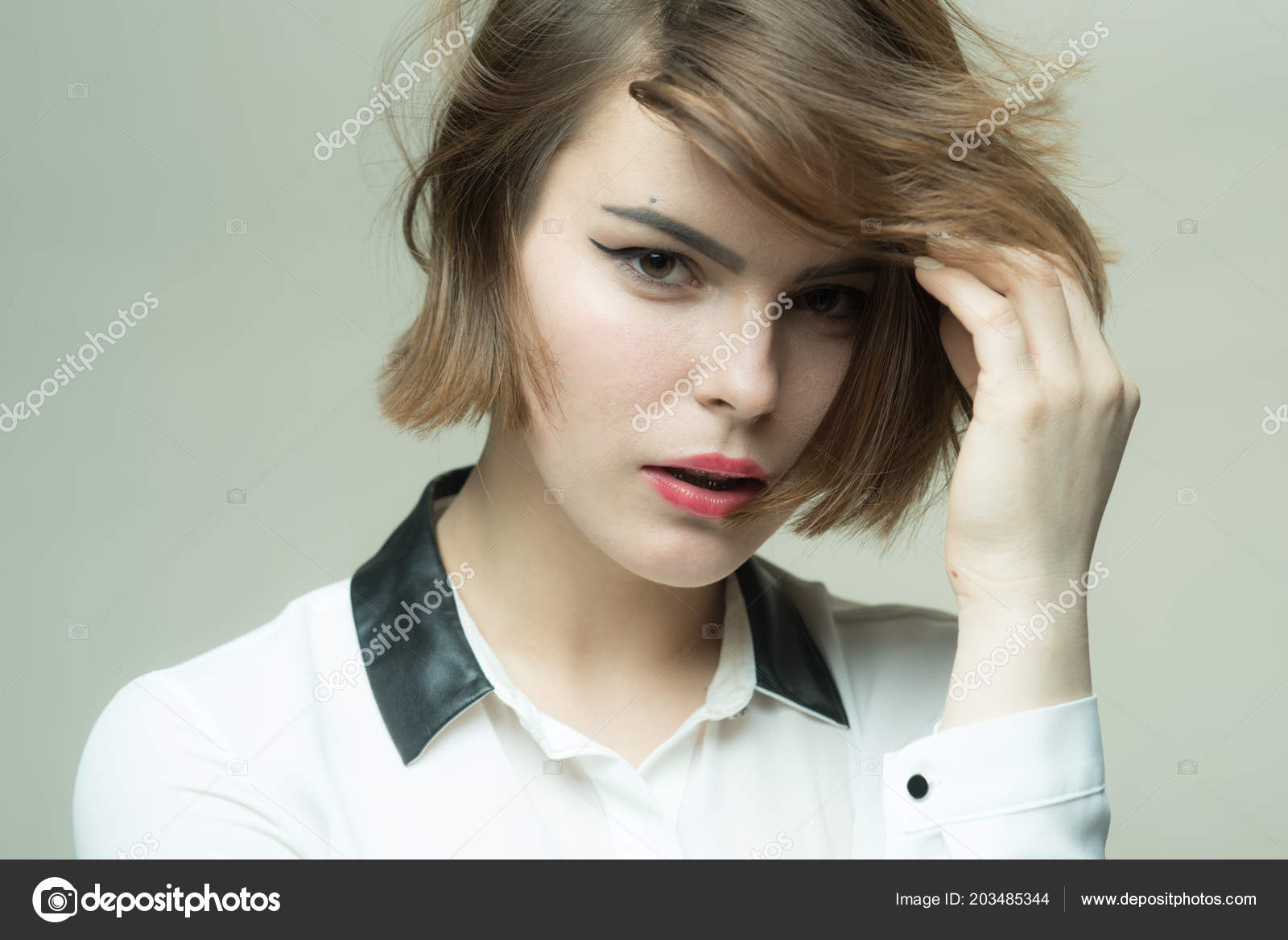 Get Right Cut For Hair Type Cute Short Hairstyles For Women Short