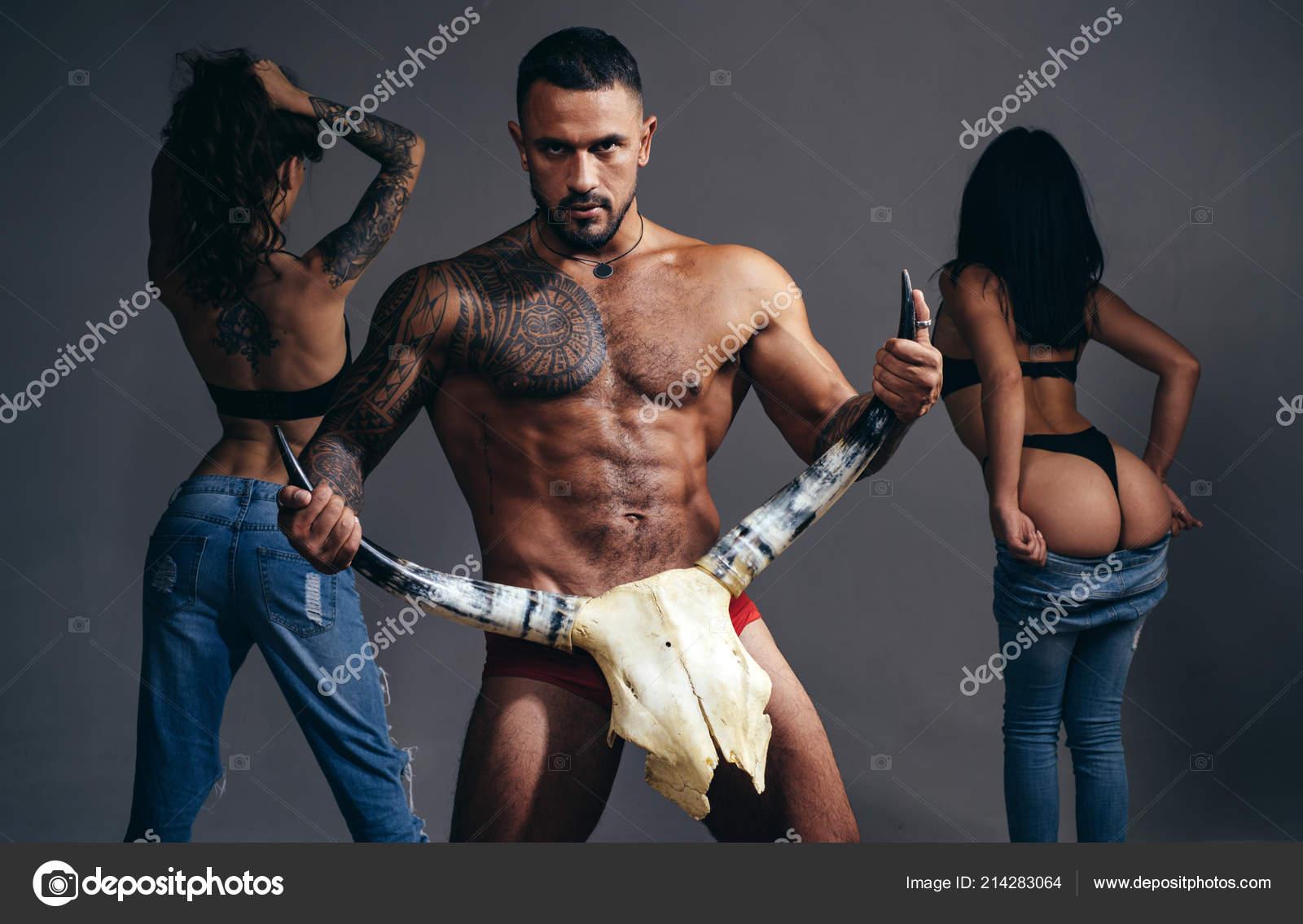 Mannelijk geslacht orgieën