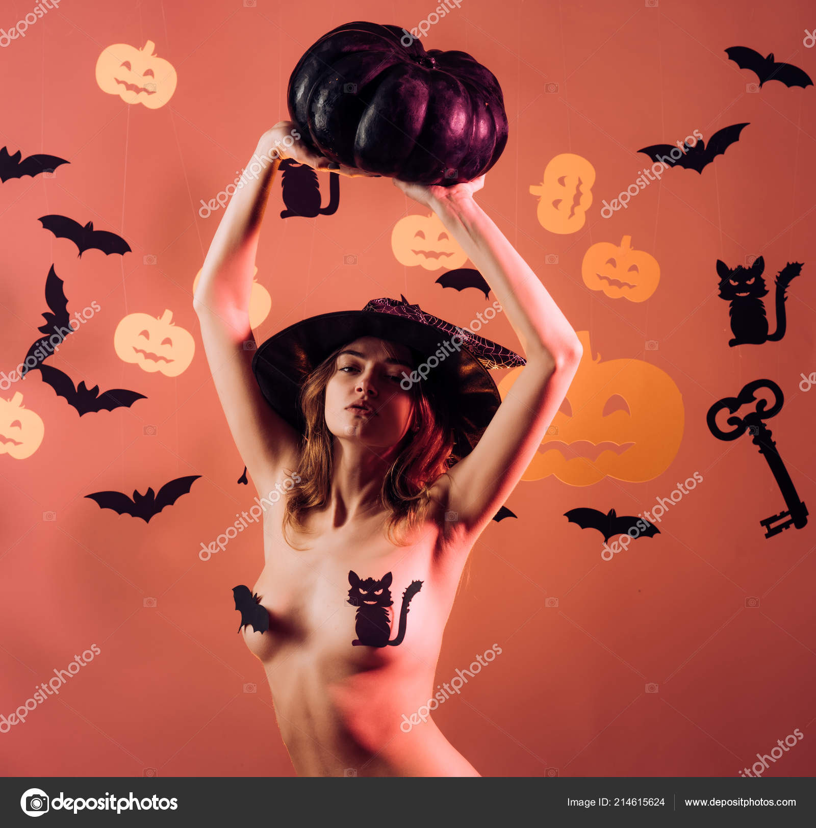 Excellent idea pictures of nude witches