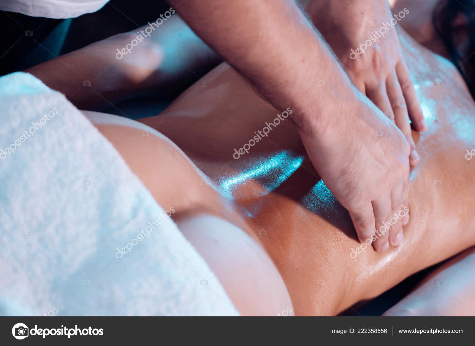 Massage female naked Sexy Naked