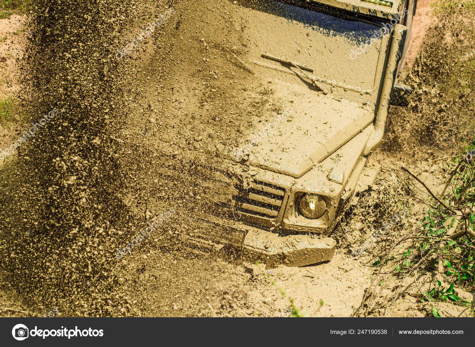 Best Off Road 4x4 >> Track Mud 4x4 Road Suv Car Offroad Car Safari Mud Stock