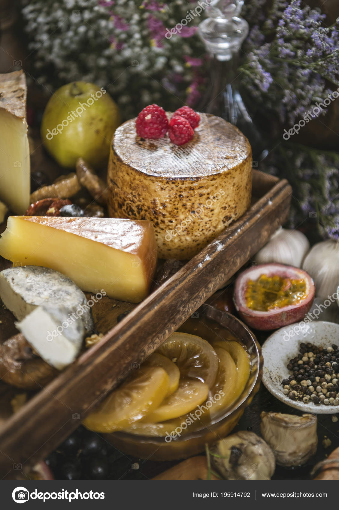 Cheese Platter Food Photography Recipe Idea Stock Photo C Rawpixel 195914702