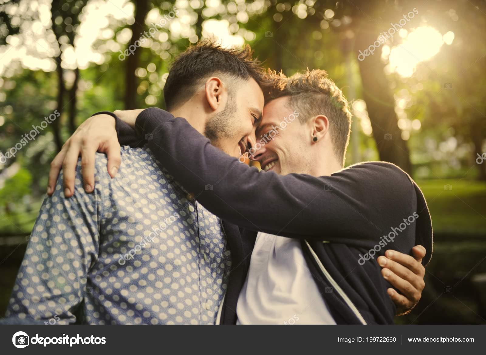 Сладкие гей