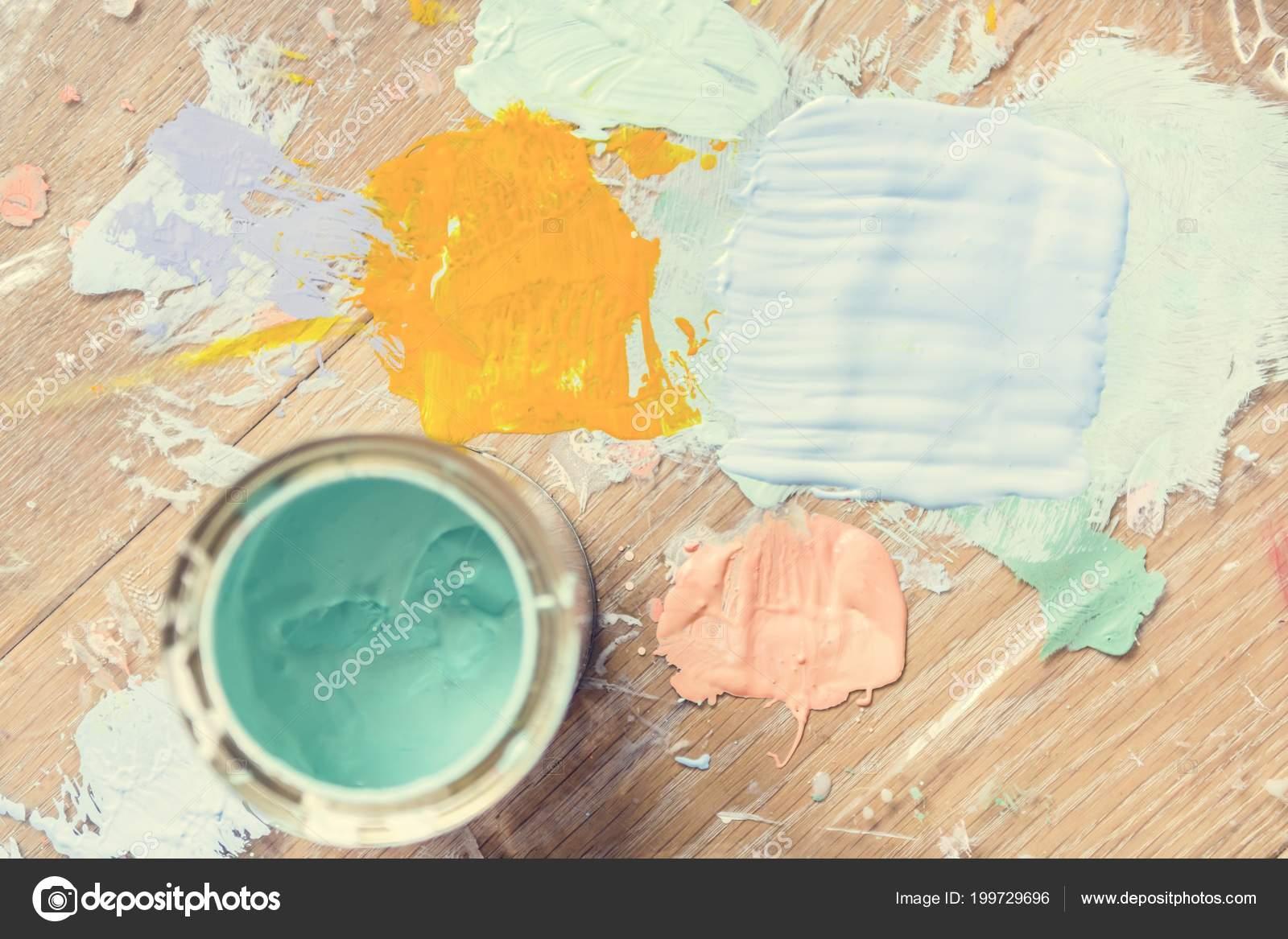 Farbkonzept Haus farbe farbkonzept haus renovierung — stockfoto © rawpixel #199729696