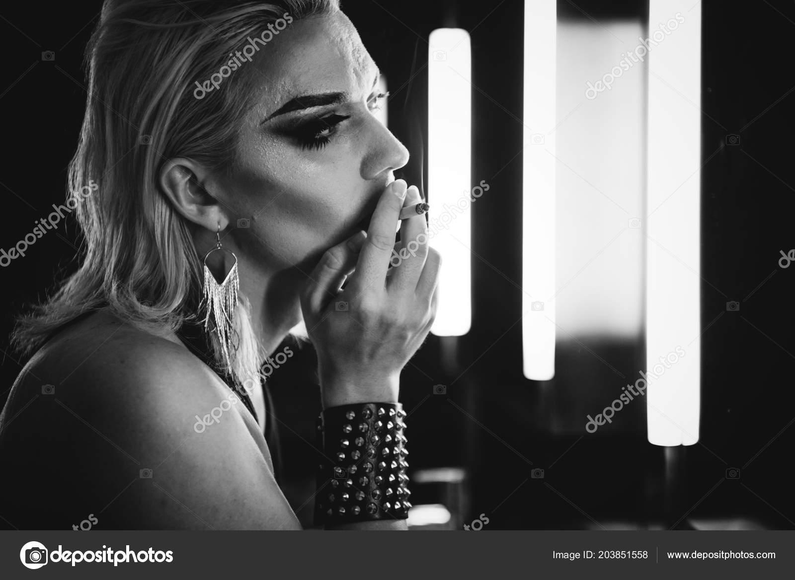 transsexuál kouření