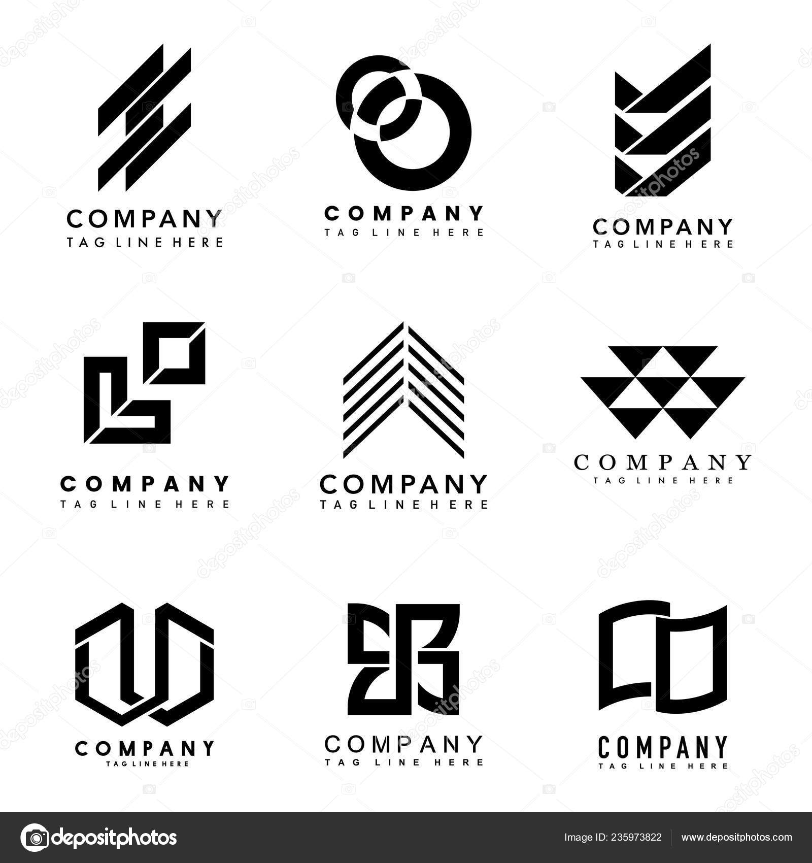 Ideas for personal logo | Set Company Logo Design Ideas ...