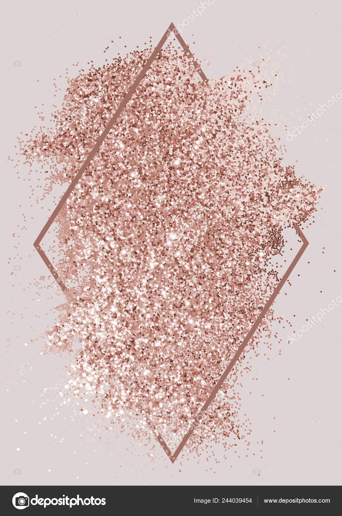 Festive Sparkly Pink Glitter Background Badge ⬇ Stock Photo, Image By ©  Rawpixel #244039454