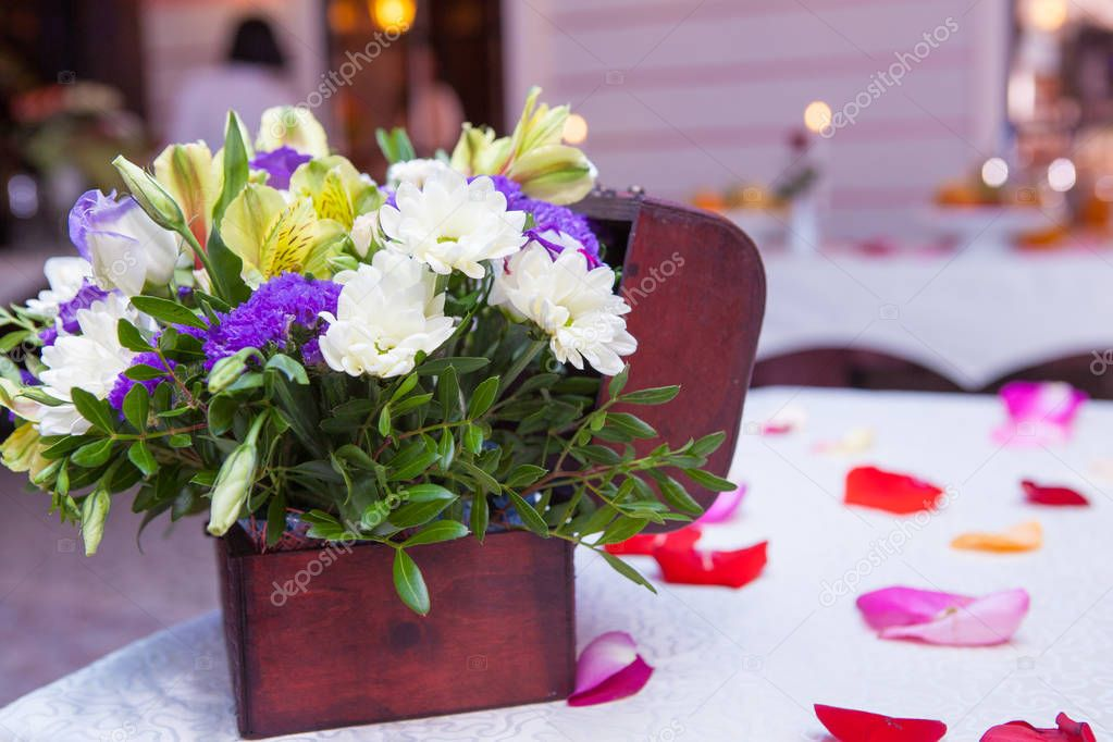 flowers, orchids, wedding bouquets, roses